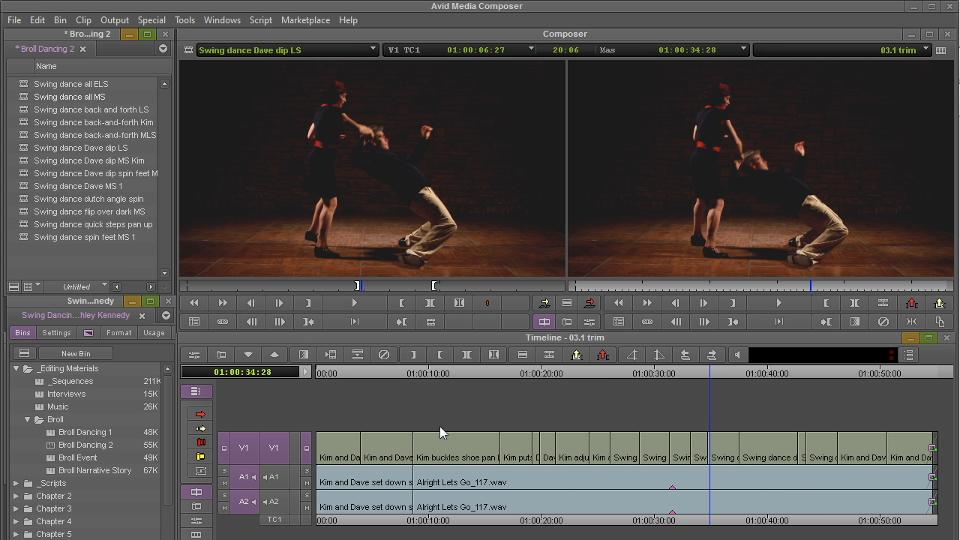 Avid Media Composer 6 Essential Training course image