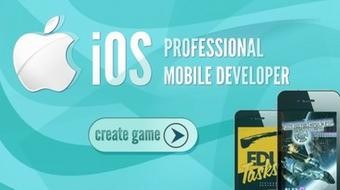 iOS - become a professional mobile developer course image