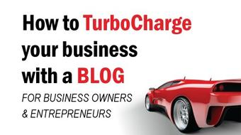 How to TurboCharge Your Business with a Blog course image