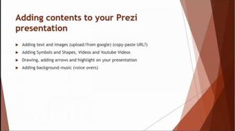 How To Make A Prezi Presentation course image