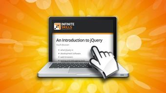 Learn jQuery: An In-depth Course For Beginners course image