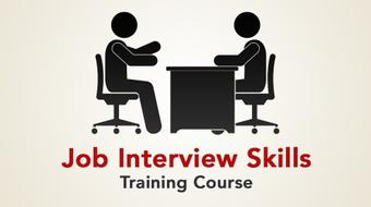 Job Interview Skills Training Course course image