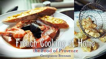 French Cooking at Home: The Food of Provence course image