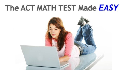 ACT Math Made Easy course image