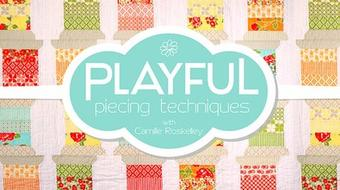 Playful Piecing Techniques course image