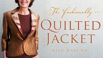 The Fashionably Quilted Jacket course image