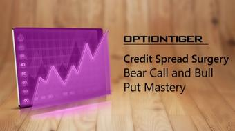 CREDIT SPREAD SURGERY - Bear Call and Bull Put Mastery course image