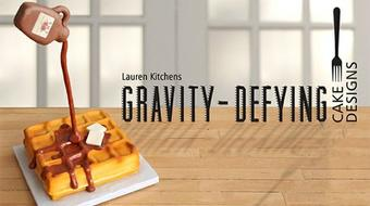 Gravity-Defying Cake Designs course image