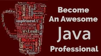 Become An Awesome Java Professional course image