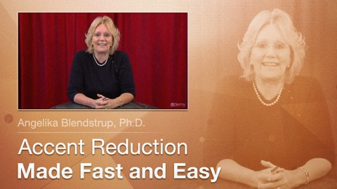 Accent Reduction Made Fast and Easy course image