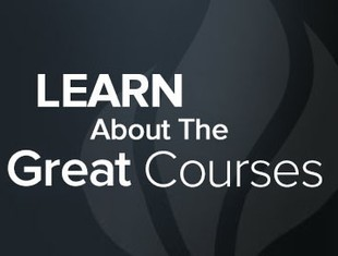 The Great Courses cover image
