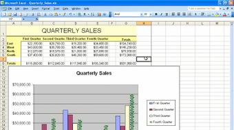 Excel 2003 Essential Training course image