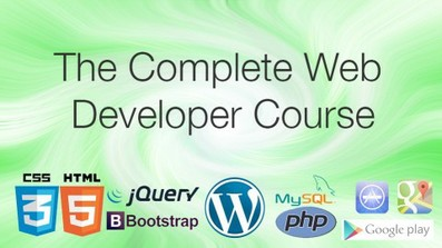 The Complete Web Developer Course - Build 14 Websites course image