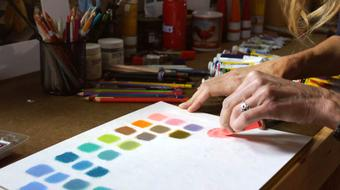 Foundations of Color course image