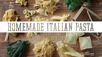 Homemade Italian Pasta course image