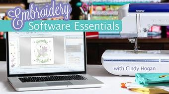 Embroidery Software Essentials course image