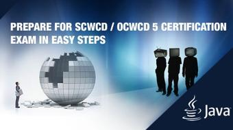 Oracle Java SCWCD / OCWCD 5 Certification Exam Preparation course image