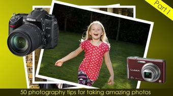Photography - Become a Better Photographer - Part I course image