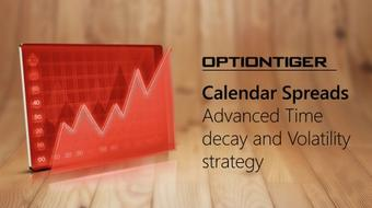 Master Calendar Spreads with this live trade on Gold (GLD) course image
