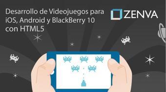 Desarrollo de Videojuegos para iOS, Android y BlackBerry10 course image