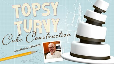 Topsy-Turvy Cake Construction course image