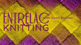 Entrelac Knitting course image