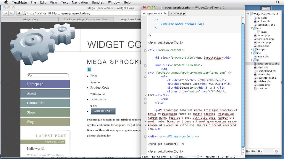 Lynda - WordPress 3: Creating and Editing Custom Themes - student ...