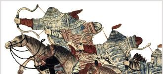 The Barbarian Empires of the Steppes - DVD, digital video course course image