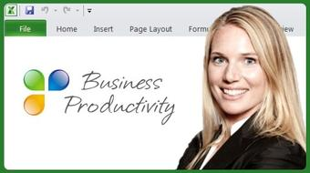 Sharper skills using Microsoft Excel 2010 for business course image