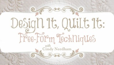 Design It, Quilt It: Free-Form Techniques course image