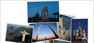The Art of Travel Photography: Six Expert Lessons - DVD, digital video course course image