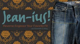 Jean-ius: Reverse Engineer Your Favorite Fit course image