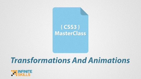 CSS3 MasterClass - Transformations And Animations course image