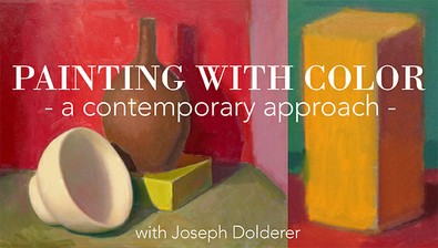 Painting With Color: A Contemporary Approach course image