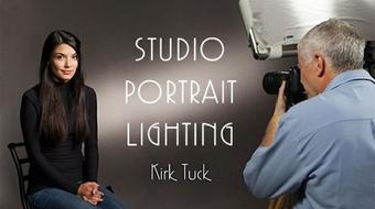 Studio Portrait Lighting course image