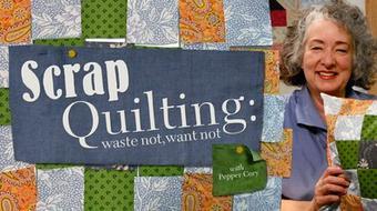 Scrap Quilting course image