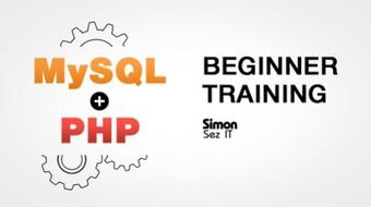 Learn PHP and MySQL for Beginners the Easy Way - 13 Hours course image