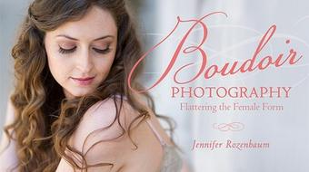 Boudoir Photography: Flattering the Female Form course image