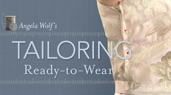 Tailoring Ready-to-Wear course image