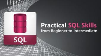 Practical SQL Skills course image