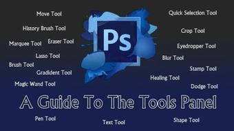 A Complete Guide to Adobe Photoshop Tools course image