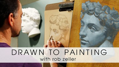 Drawn to Painting course image