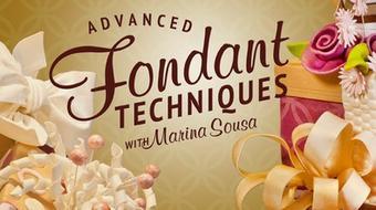 Advanced Fondant Techniques course image