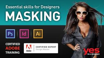 Essential Skills for Designers - Masking course image