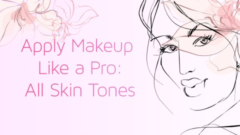 MASTER THE ART OF MAKEUP ON GLOBAL SKIN TONES course image
