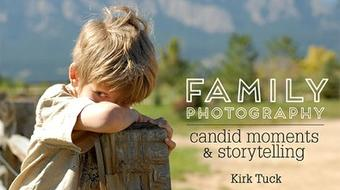 Family Photography: Candid Moments & Storytelling course image