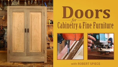 Doors for Cabinetry & Fine Furniture course image