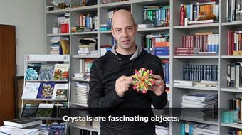 The Fascination of Crystals and Symmetry course image