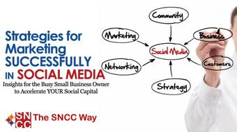 Strategies for Marketing Successfully in Social Media course image