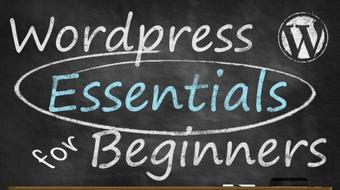 Wordpress Essentials For Beginners - 52 HD Videos course image